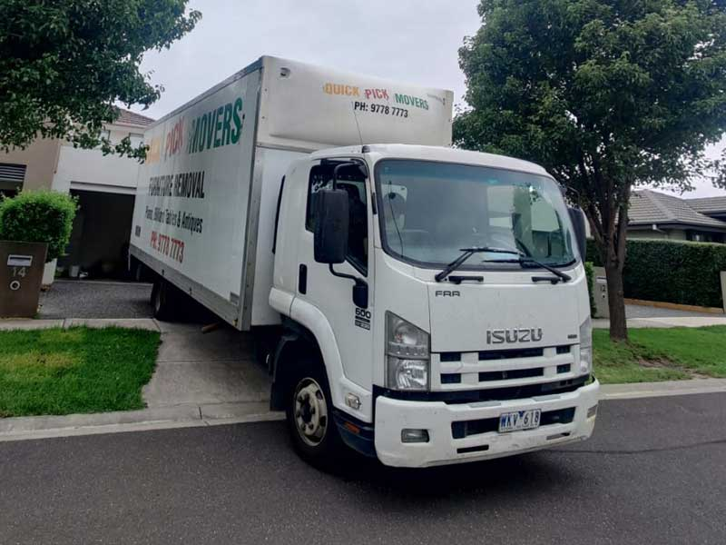 Removalists Melbourne quotes
